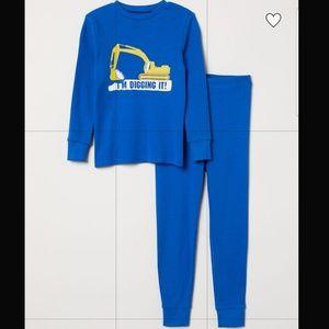 Long-Sleeved Pajama Set